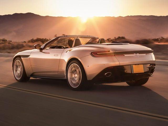 2019 Aston Martin Db11 Volante Greensboro Nc Raleigh Winston Salem