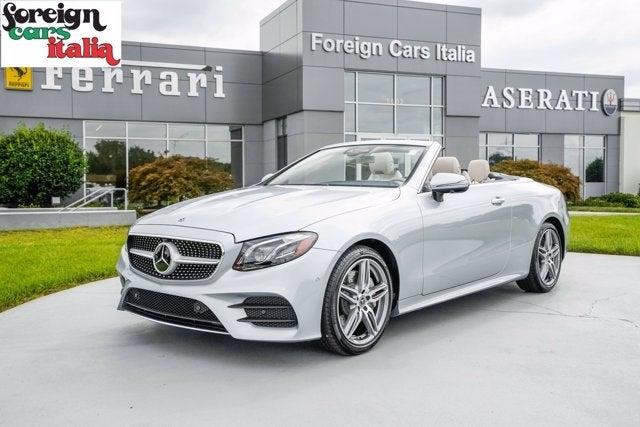 2019 Mercedes-Benz E 450 Greensboro NC | Raleigh Winston ...