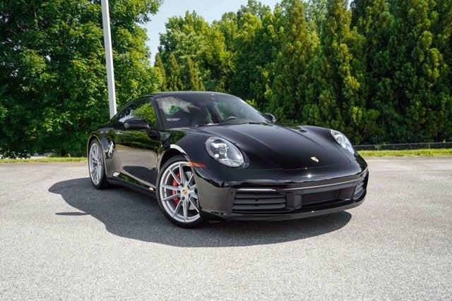 Porsche Carrera S >> 2020 Porsche 911 Carrera S
