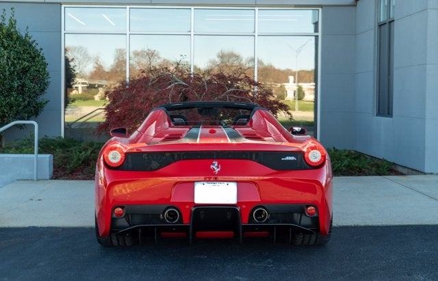 2015 Ferrari 458 SPECIALE Greensboro NC | Raleigh Winston-Salem Durham North Carolina ...
