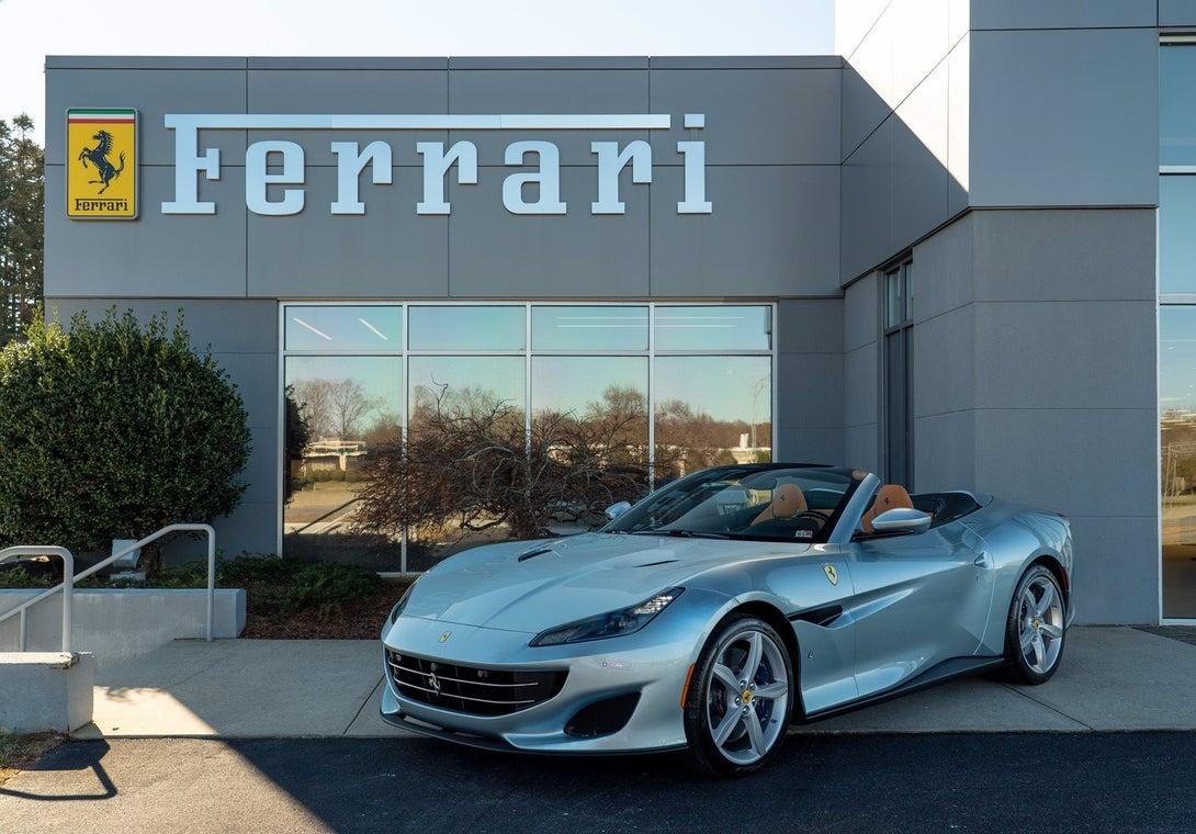 2019 Ferrari Portofino Coupe Greensboro NC | Raleigh Winston-Salem Durham North Carolina ...