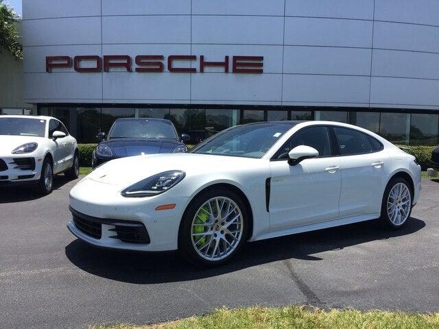Porsche Panamera Lease >> New 2019 Porsche Panamera 4 E Hybrid Foreign Cars Italia